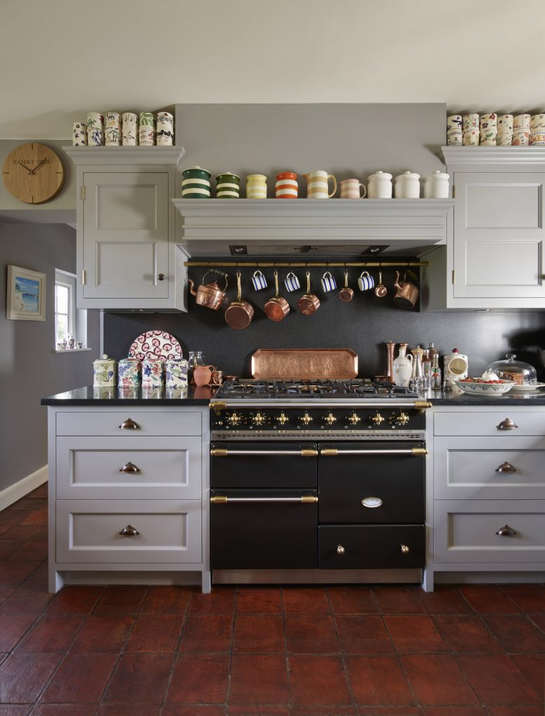 Traditional painted Country Style Kitchen